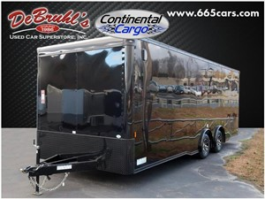 Picture of a 2020 Continental Cargo CC8.5X24TA3 Cargo Trailer (New)