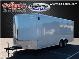 Picture of a 2020 Continental Cargo CC8.5X20TA2 Cargo Trailer (New)