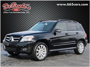 Picture of a 2010 Mercedes-Benz GLK GLK 350