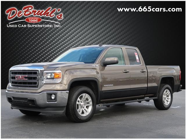 Picture of a used 2014 GMC Sierra 1500 SLE