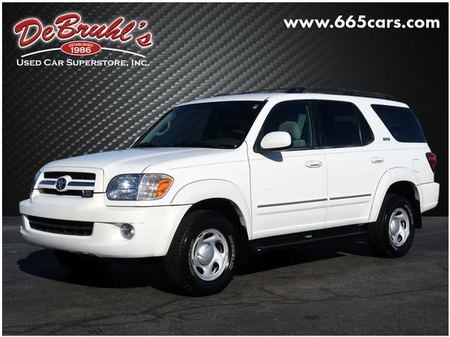 Picture of a used 2005 Toyota Sequoia SR5