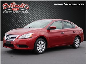 Picture of a 2015 Nissan Sentra SV