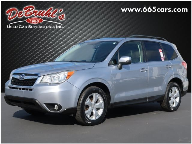 Picture of a used 2014 Subaru Forester 2.5i Touring