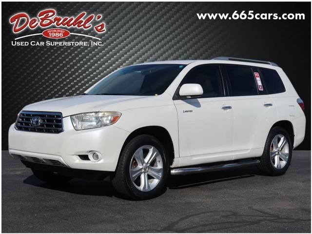 Picture of a used 2008 Toyota Highlander Limited