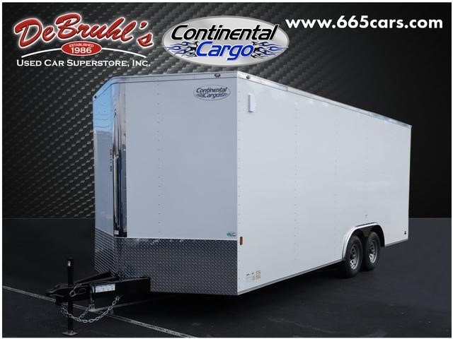 Picture of a used 2020 Continental Cargo CC8.520TA3 Cargo Trailer (New)