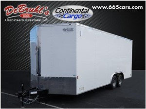 Picture of a 2020 Continental Cargo CC8.520TA3 Cargo Trailer (New)