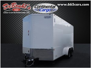 Picture of a 2020 Continental Cargo CC7x16TA2 Cargo Trailer (New)