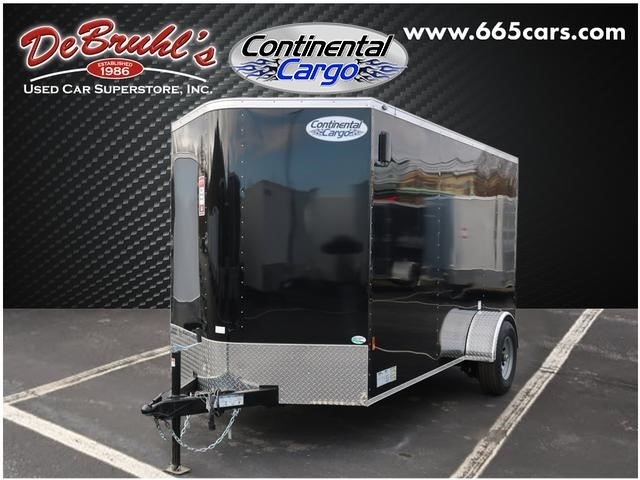 Picture of a used 2020 Continental Cargo CC6x10SA Cargo Trailer (New)