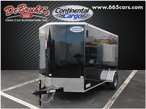 Picture of a 2020 Continental Cargo CC6x10SA Cargo Trailer (New)