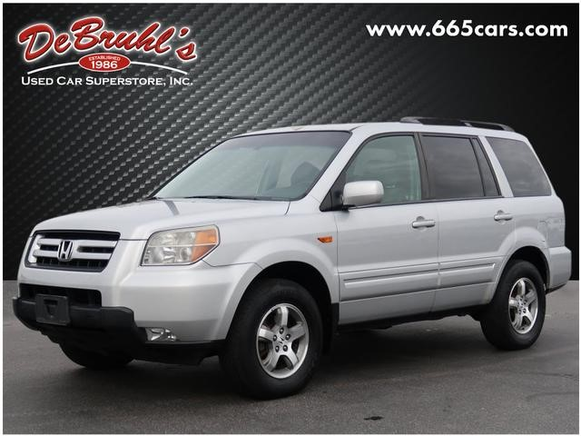 Picture of a used 2007 Honda Pilot EX-L