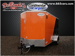 Picture of a 2021 Continental Cargo CC6x12SA Cargo Trailer (New)
