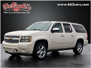 Picture of a 2012 Chevrolet Suburban LTZ 1500