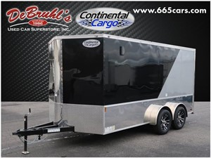 Picture of a 2020 Continental Cargo CC7x14TA2 Cargo Trailer (New)