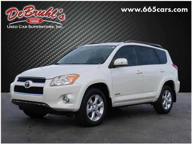 Picture of a used 2010 Toyota RAV4 Limited