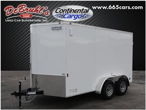 Picture of a 2020 Continental Cargo 7x12 Sa Cargo Trailer (New)