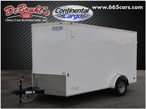 Picture of a 2020 Continental Cargo 7x12 Ta2 Cargo Trailer (New)