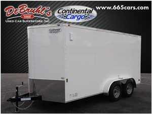 Picture of a 2020 Continental Cargo 7x14 Ta2 Cargo Trailer (New)