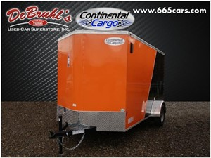 Picture of a 2020 Continental Cargo 6x12 Sa Cargo Trailer (New)