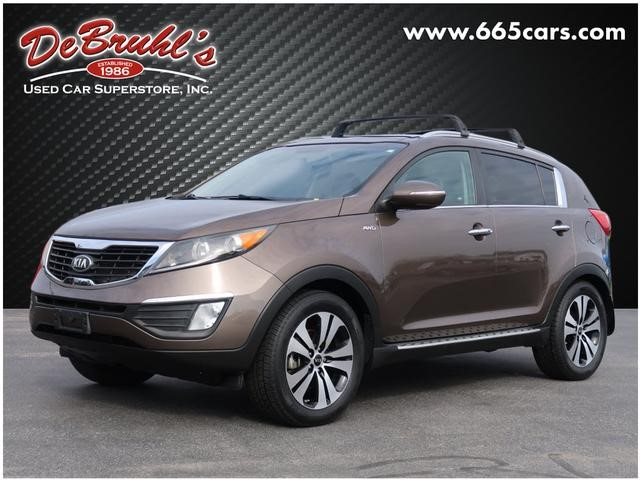 Picture of a used 2013 Kia Sportage EX