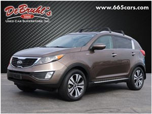 Picture of a 2013 Kia Sportage EX