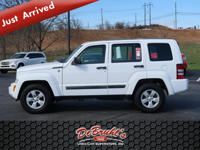 Picture of a used 2012 Jeep Liberty Sport