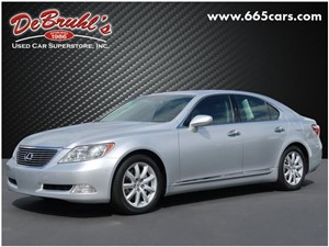 Picture of a 2007 Lexus LS 460 Base