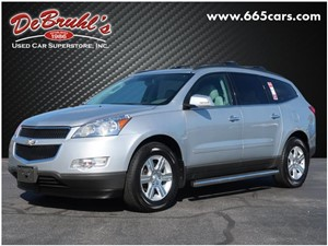 Picture of a 2011 Chevrolet Traverse LT