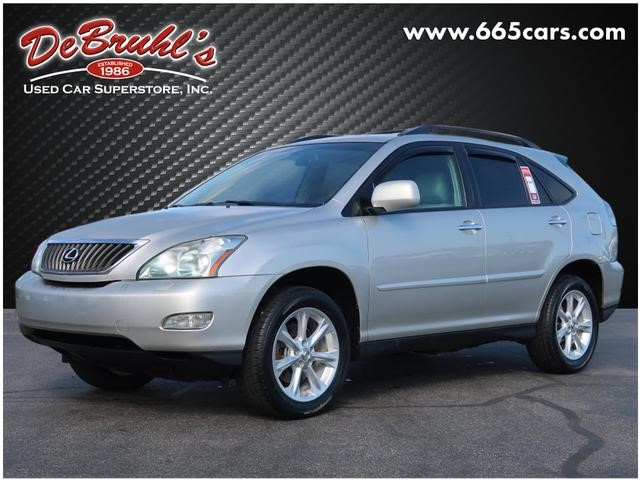 Picture of a used 2008 Lexus RX 350 Base