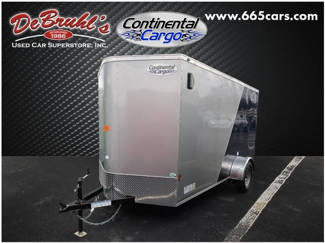 Picture of a used 2021 Continental Cargo 6x12sa Cargo Trailer (New)