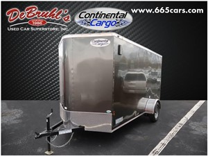 Picture of a 2021 Continental Cargo 6x12sa Cargo Trailer (New)