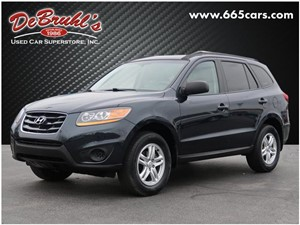 Picture of a 2010 Hyundai Santa Fe GLS