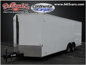 Picture of a 2021 Continental Cargo Cc8.5x20ta2 Cargo Trailer (New)