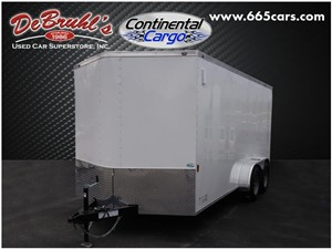 Picture of a 2021 Continental Cargo Cc7x16ta2 Cargo Trailer (New)