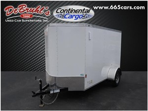 Picture of a 2021 Continental Cargo Cc5x10sa Cargo Trailer (New)