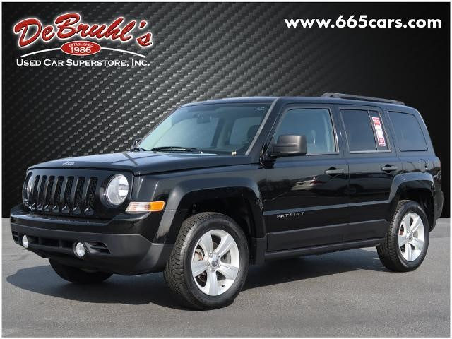 Picture of a used 2013 Jeep Patriot Sport