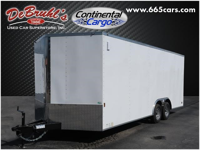 Picture of a used 2021 Continental Cargo CC8.520TA2 Cargo Trailer (New)