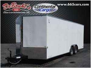 Picture of a 2021 Continental Cargo CC8.520TA2 Cargo Trailer (New)
