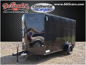 Picture of a 2021 Continental Cargo CC612SA Cargo Trailer (New)