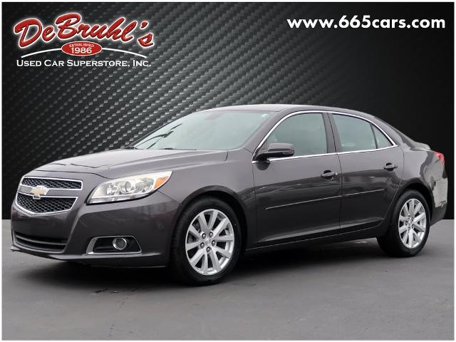Picture of a used 2013 Chevrolet Malibu LT