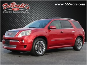 Picture of a 2012 GMC Acadia Denali
