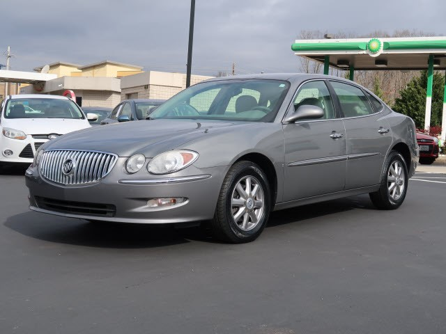 Picture of a used 2009 Buick LaCrosse CXL