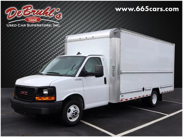 Picture of a used 2016 GMC Savana Cutaway 3500
