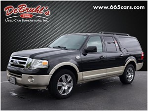 Picture of a 2010 Ford Expedition EL King Ranch