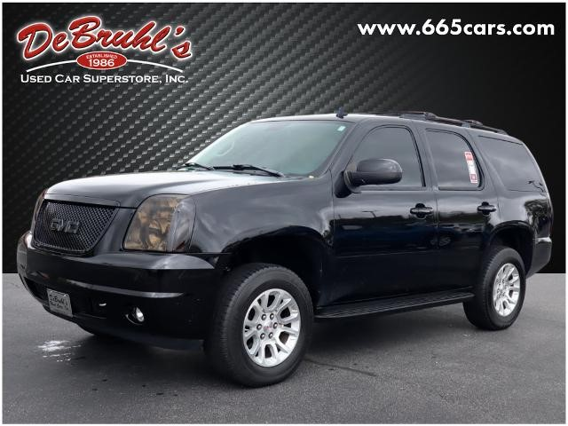 Picture of a used 2008 GMC Yukon SLE