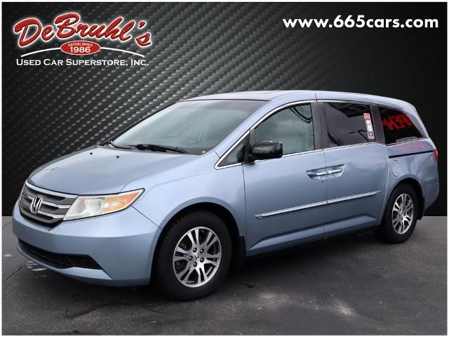 Picture of a used 2011 Honda Odyssey EX-L