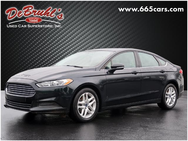 Picture of a used 2014 Ford Fusion SE