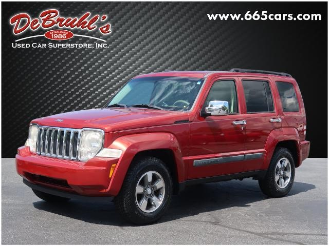 Jeep Liberty Sport in Asheville