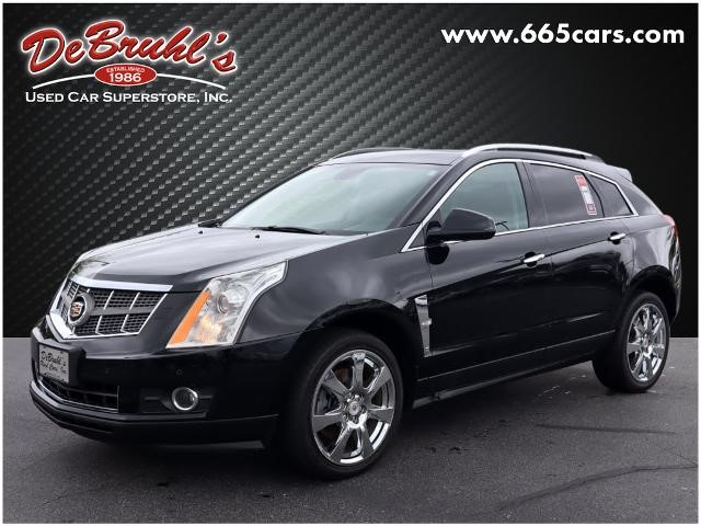Picture of a used 2010 Cadillac SRX Performance Collection