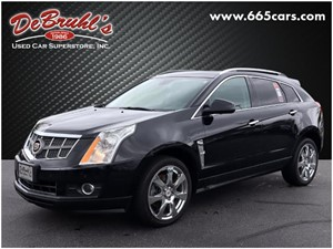 Picture of a 2010 Cadillac SRX Performance Collection