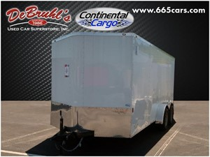Picture of a 2021 Continental Cargo CC716TA2 Cargo Trailer (New)